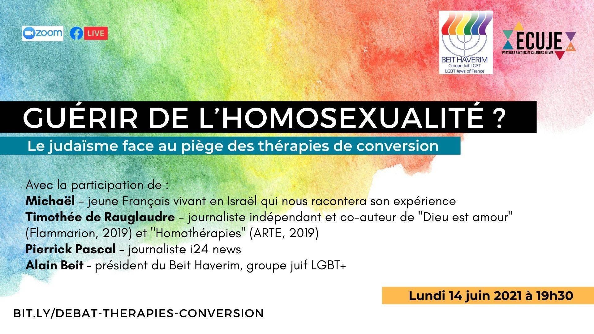 site rencontre pour gay therapy à Houilles
